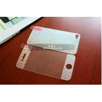 New arrival 3d screen protector for iphone 4/4s Manufactures