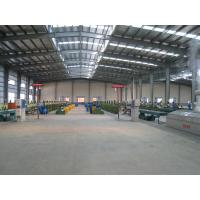 High Speed Wire Mesh Making Machine , Fully Automatic Wire Manufacturing Equipment Manufactures
