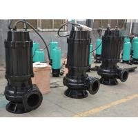 Electric Non Submersible Wastewater Pumps 11kw 15kw 37kw 50 Hp 100hp Power Manufactures
