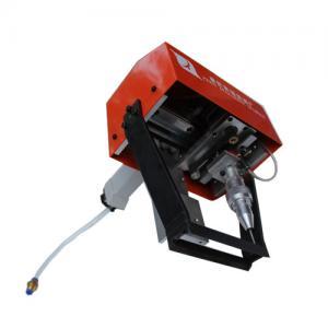 China LCD Screen Hand Held Metal Engraver High Speed Mac Vavle Numbering Pump Body on sale