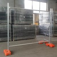 1.8x2.4m Welded Steel Playground Temporary Mesh Fencing Designed For Long Life Manufactures