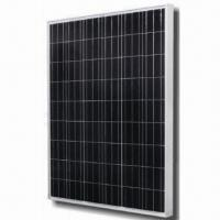Polycrystalline Solar Panel for Home Use, Available in 195 to 220W Manufactures