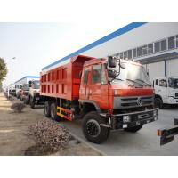 hot sale dongfeng brand LHD 6*4 25tons dump tipper truck, best price dongfneg 210hp diesel 20tons-25tons tipper truck Manufactures
