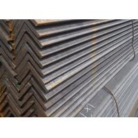 ISO9001 Hot Rolled Angle Steel Length 6m / 9m 3.0mm  - 12.5mm Thickness Manufactures