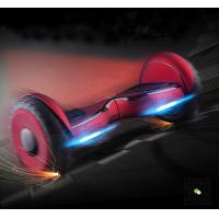 Two Wheeler Self Balance Scooter Hoverboard Ul2272 With Bluetooth Speaker Manufactures