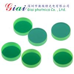 Optical Glass Narrow Bandpass Filter Optical Prism 650nm FWFM 5 nm for Biometrics Manufactures