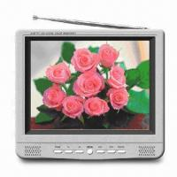 CCTV LCD Monitor with 8.4-inch Screen, 640 x 480 Pixels Resolution, Chromatic and Sound System Manufactures