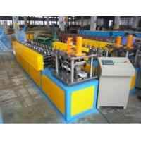 China Ridge Cap Glazed Angle Tile Forming Machine on sale