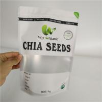 Aluminum Plastic Snack Food Bags Dried Food Packaging For Fish Rice Seeds Spices Manufactures