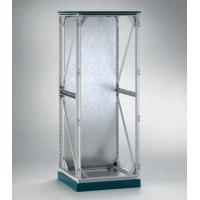 Eco - friendly metal storage cabinet with doors High capacity for industrial Manufactures