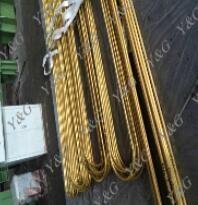 Buy cheap U Tubes, Copper Nickel U tube, Copper U Tube, ASTM A179 U tube, SS U tube,CS Tubing from wholesalers