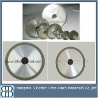 Diamond & CBN electroplated plastic grinding wheel Manufactures