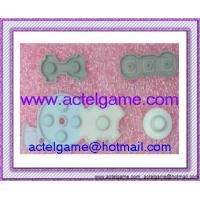 Wii Controller Conductive Rubber Button Nintendo Wii repair parts Manufactures