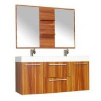 Chinese new design bathroom vanity plywood bathroom cabinet wall mounted mirror cabinet Manufactures