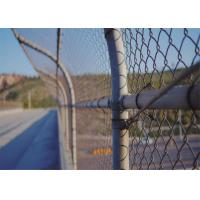 chain mesh cyclone fencing for sale Manufactures