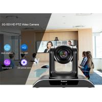 China Wall Mount Installation 1080p Video Conference Camera DC12V/2A Power Supply on sale