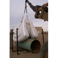 Oil Industry Bulk Bags Of Gravel , PP Woven Bag 12'' To 48'' Manufactures