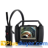 Wireless Inspection Camera + 3.5 Inch Monitor + DVR (Realtime, Waterproof) Manufactures