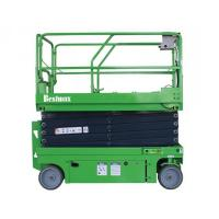 10m Hydraulic Lift Platform Electric Self Propelled Scissor Lift with Extension Platform 450Kg Loading for sale