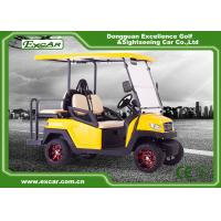 Quality Excar 3kw 4 Passenger Electric Car With Intelligent Onboard Charger for sale