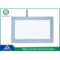 10.1 Inch 4 Wire Resistive Touch Panel 4 Layers , Resistance Touch Screen