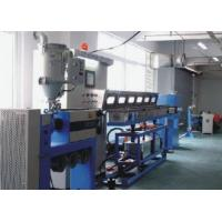 Apply to PVC Pipe,Heat-shrink Pipe or Cane PVC Pipe Cable Extrusion Line Machine Type are HR-Φ35 / HR-Φ50/ HR-Φ60