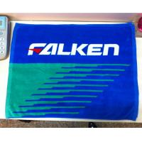 China best beach towels 100% cotton velour reactive printing beach towels small MOQ on sale