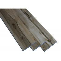 Ground Decoration PVC Floor Tiles Ultra Realistic Wood Design Easy Maintenance / Cleaning Manufactures