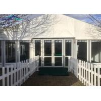 China Clear Span Church Canopy Tent Large Aluminum Party Marquee Tent Warehouse Outdoor on sale