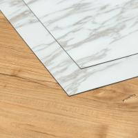 China Waterproof Luxury Vinyl Tile Flooring Square Sheets Recycled Materials Dry Backing on sale