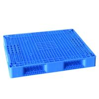 China Beer and Wine Bottle Solid Top Plastic Pallet on sale
