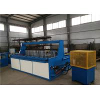 China Semi / Fully Automatic Crimped Wire Mesh Weaving Machine Easy Operating Low Noise on sale