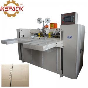 China BDJ Carton Box Stitching Machine , Automatic Corrugated Box Making Machine on sale