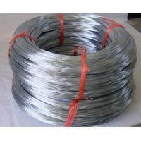 Buy cheap TUV Approval Metalworking Hand Tools Flat Wire Firm Zinc Coating 10-20g/Mm2 from wholesalers