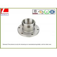 Customized CNC Aluminium Machining / Machined Aluminum Parts Manufactures