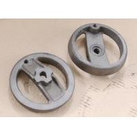 China Rotary Hand Wheel Lost Wax Metal Casting , Precision Machined Parts on sale