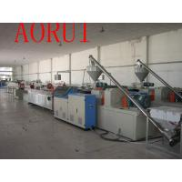 PVC WPC Profile Production Line High Efficiency For Decoration / Ceiling Manufactures
