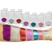 You Own Brand Makeup 15 Colors Glitter Palette , Private Label Cosmetics Makeup Manufactures