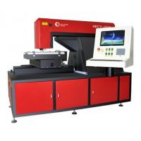 TCJ-QD350 High Speed Label Die Cutting Machine 1.5kw With Photoelectric Sensor Manufactures