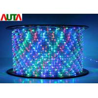 36 LEDs / M Valentine Neon LED Rope Lights Warm White Environmental Protection Manufactures
