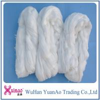 Raw Thread Polyester for Apparel Sewing