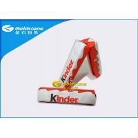Aluminum Wax Paper Candy / Chocolate Foil Wrappers Excellent Fold Properties Manufactures