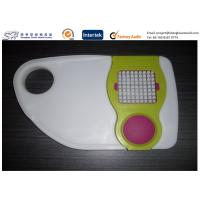 China Over Molded PP , PC , PET Plastic Kitchenware With Silkscreen Printing , Electroplating on sale