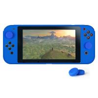China Soft and Durable Nintendo Switch Parts Assorted Colors Silicone Cover on sale