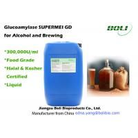 Liquid Glucoamylase Enzyme Glucoamylase Hydrolytic Enzymes for Alcohol Manufactures