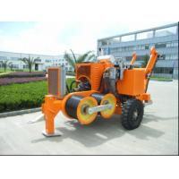 China Cummins Engine Cable Stringing Equipment 90KN Hydraulic Cable Puller Winch on sale