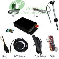 China GPS Fuel Tracker for remote web based vehicle fuel consumption monitoring on sale