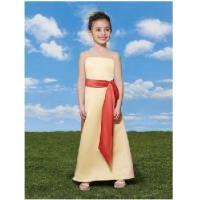 A-Line Spaghetti Strap Flower Girl Dresses Manufactures