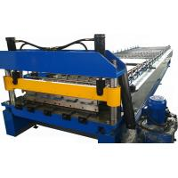 China IBR Roof Panel Roll Forming Machine Trapezoidal Roofing Sheet Roll Forming Line Metal Profile Machines on sale