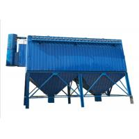 High Efficiency Industrial Pulse Bag Bag House System Boiler Dust Collector Manufactures